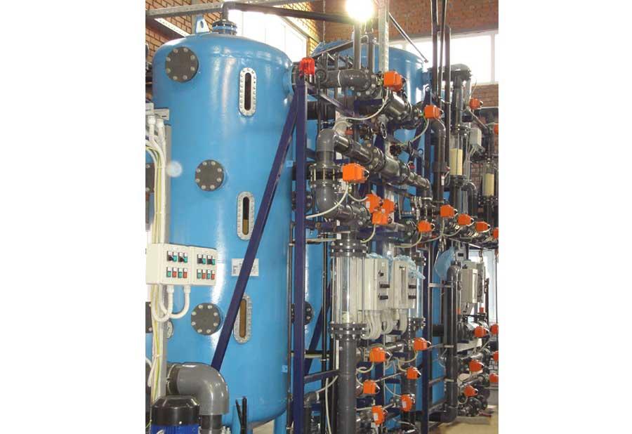 Aqualine Deiyonizasyon Sistemleri