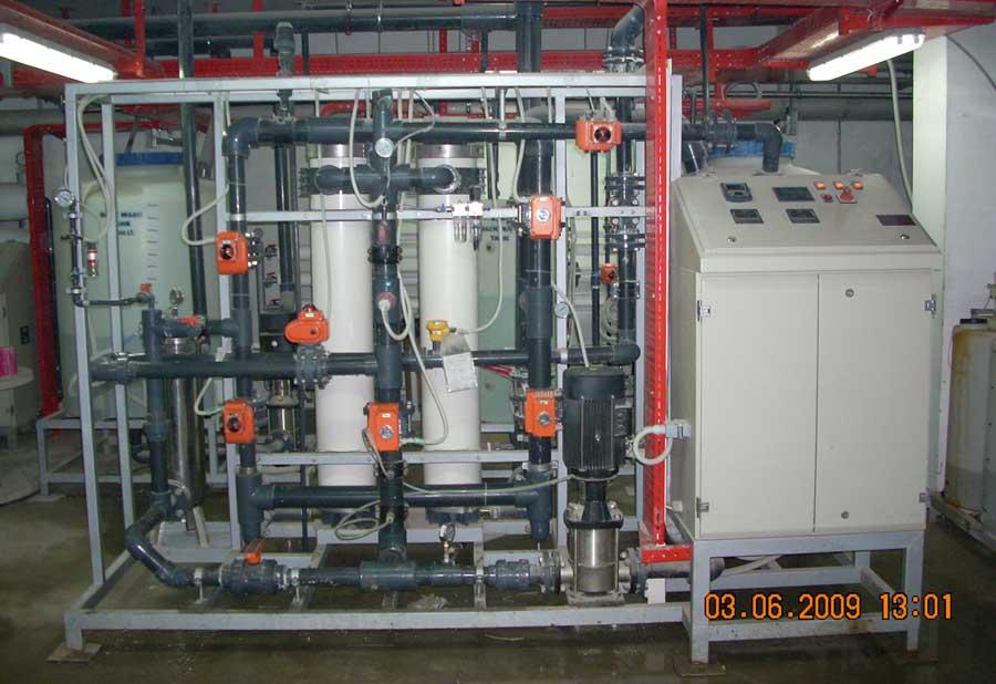 Aqualine Ultra Filtrasyon Sistemleri
