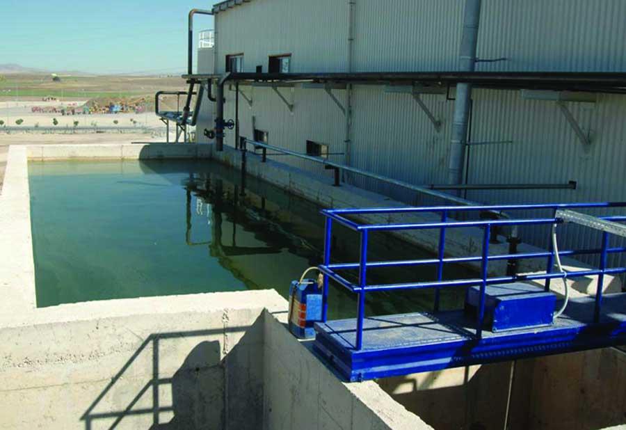 Aqualine Yüzey Suyu Arıtma Sistemleri