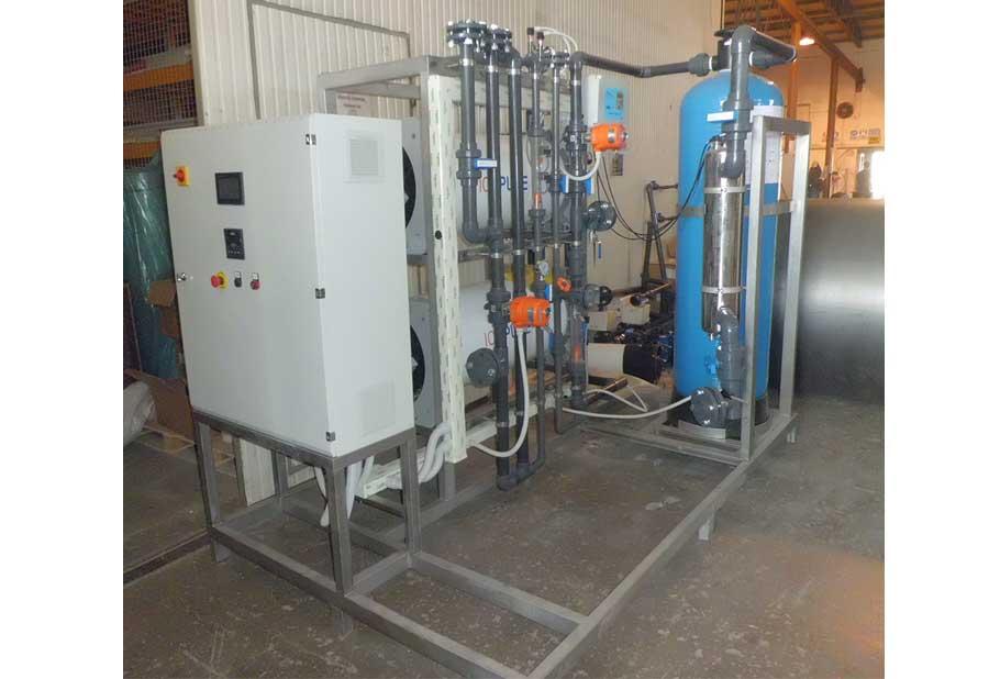 Elektro Deiyonizasyon Sistemleri