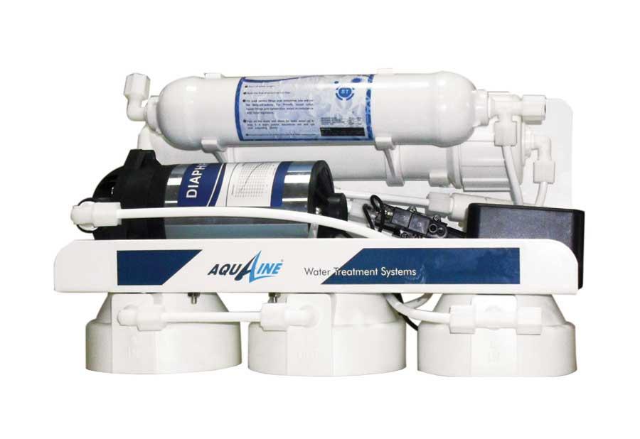 5T-75 WP Pompalı Tezgahaltı Ters Ozmoz Sistemi