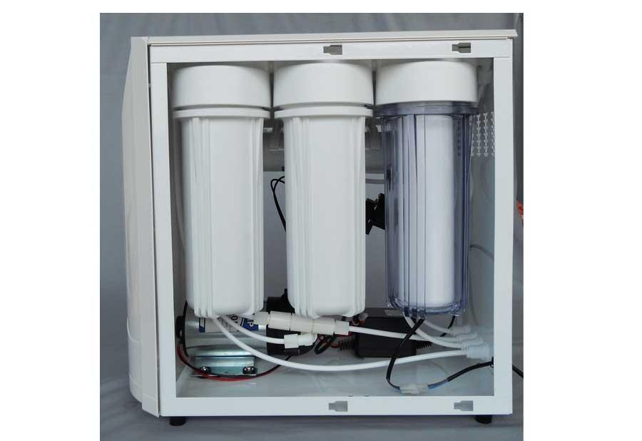 CE-75 WP 3.2TD Pompalı Kabinli Tezgahaltı RO Sistemi