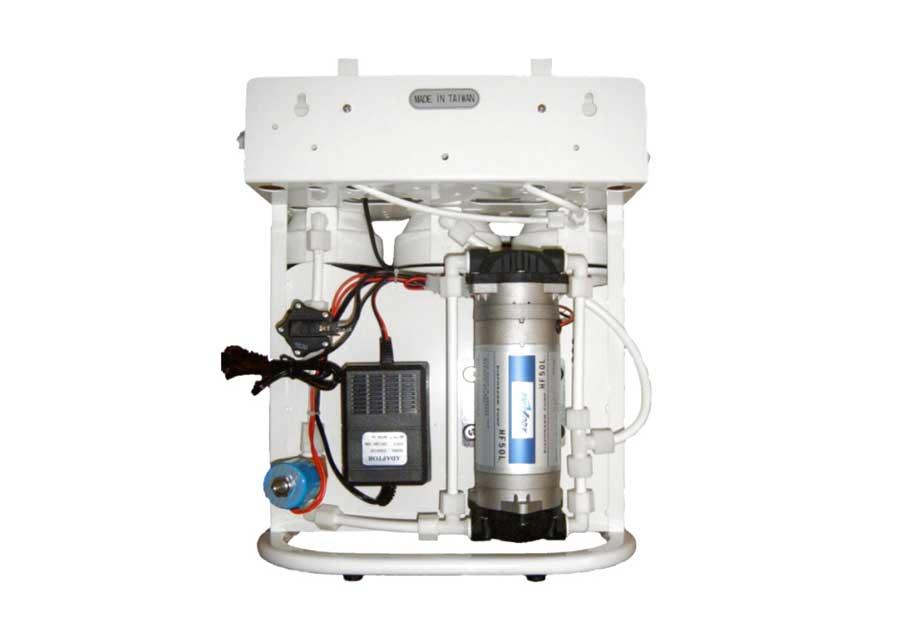 FE300 WP Pompalı Tezgahaltı Ters Ozmoz Sistemi