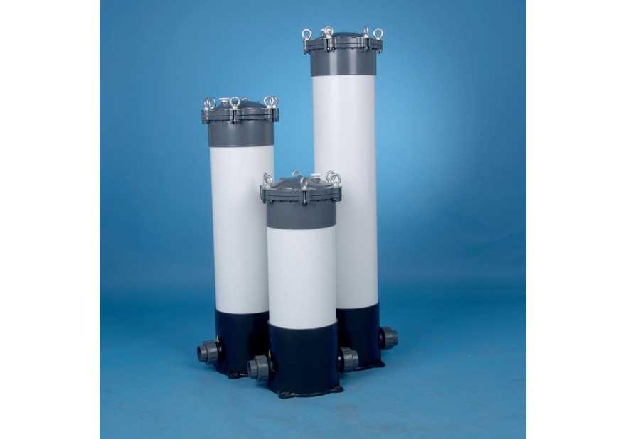 PVC Çoklu Kartuş Filtreler