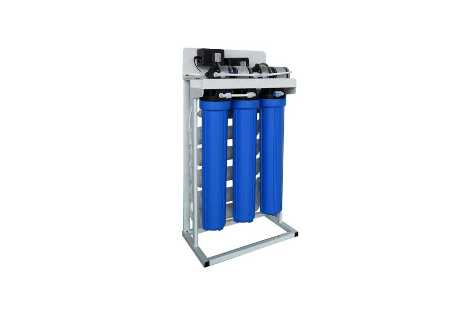 RO-300 WP Pompalı Tezgahaltı Ters Ozmoz Sistemi