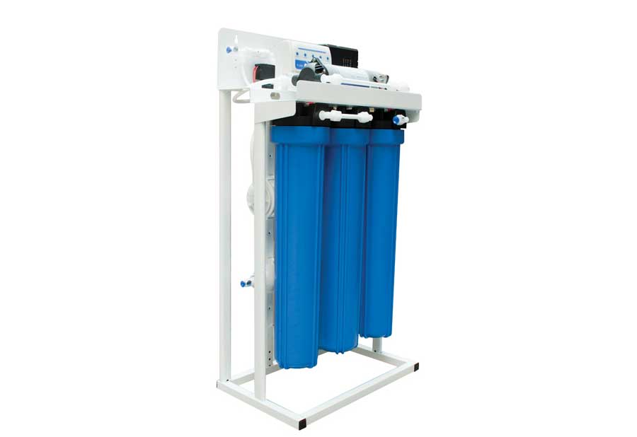 RO-500 WP Pompalı Tezgahaltı Ters Ozmoz Sistemi